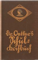 Dr.Oetker Schulkochbuch 1929