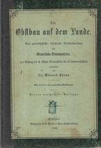 Der Obstbau auf dem Lande 1868