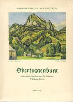 Obertoggenburg 1951