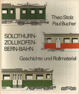 Solothurn-Zollikofen-Bern Bahn 1979