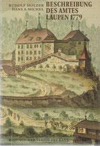 Beschreibung des Amtes Laupen 1779