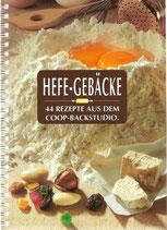 Hefe-Gebäcke 44 Rezepte aus dem Coop Backstudio