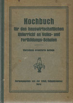 Berner Kochbuch 1930