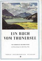Ein Buch vom Thunersee 1936