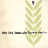 100 Jahre Turnverein Interlaken 1960