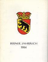 Berner Jahrbuch 1964 - Die Post im alten Bern