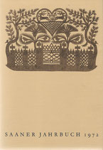 Saaner Jahrbuch 1972