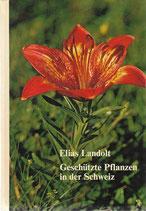 Geschützte Pflanzen in der Schweiz