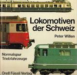 Lokomotiven der Schweiz