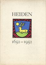 Heiden 1652-1952