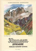 Klausenstrasse 1949