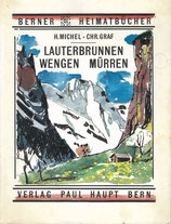Lauterbrunnen Wengen Mürren 1969