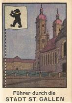 Führer durch die Stadt St.Gallen 1928