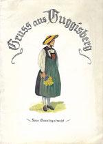 Gruss aus Guggisberg 1936