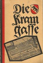 Die Kramgasse Bern 1883-1933