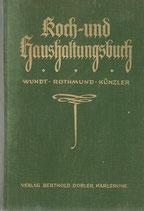 Koch- und Haushaltungsbuch 1935