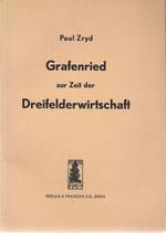 Grafenried zur Zeit der Dreifelderwirtschaft 1942