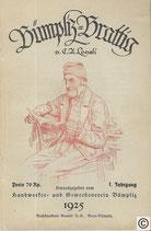 Bümpliz - Brattig von Carl Albert Loosli 1925