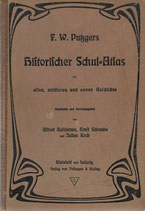 Historischer Schul-Atlas 1918