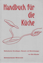 Handbuch für die Küche 1960