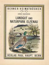 Landgut und Naturpark Elfenau bei Bern