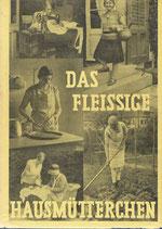 Das fleissige Hausmütterchen 1928