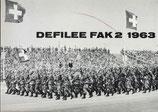 DEFILEE FAK 2 1963