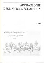 Archäologie des Kantons Solothurn