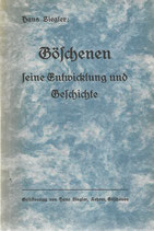 Göschenen, seine Entwicklung und Geschichte