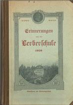 Erinnerungen aus der Lerber Schule Bern 1909