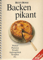 Betty Bossi Backen pikant