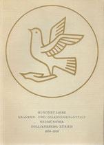 Hundert Jahre Kranken- und Diakonissenanstalt Neumünster 1958