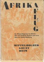 Afrikaflug 1927