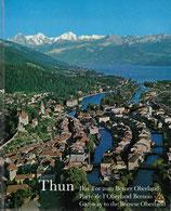 Thun das Tor zum Berner Oberland 1975