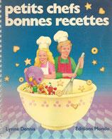 Petits chefs, bonnes recettes