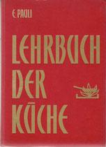 Pauli Lehrbuch der Küche 1968