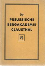 Die Preussische Bergakademie Clausthal 1930