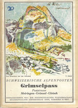 Grimselpass 1936
