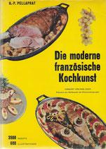 Die moderne französische Kochkunst 1959
