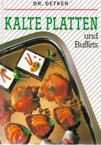 Kalte Platten und Buffets