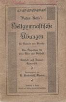 Pastor Felke's heilgymnastische Übungen 1912