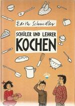 Schüler und Lehrer kochen