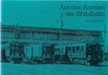 Aus den Annalen der Sihltalbahn