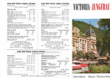 Interlaken GRAND HOTEL VICTORIA-JUNGFRAU 1962
