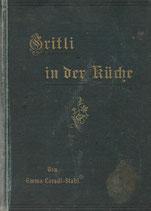 Gritli in der Küche 1905