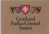 Gotthard - Furka - Grimsel - Susten 1955