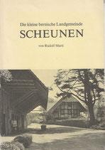 Die kleine bernische Landgemeinde Scheunen