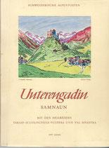 Unterengadin Samnaun 1948