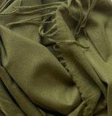 Schal (Olivgrün)
