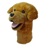 Daphne's headcover Driver Golden Retriever